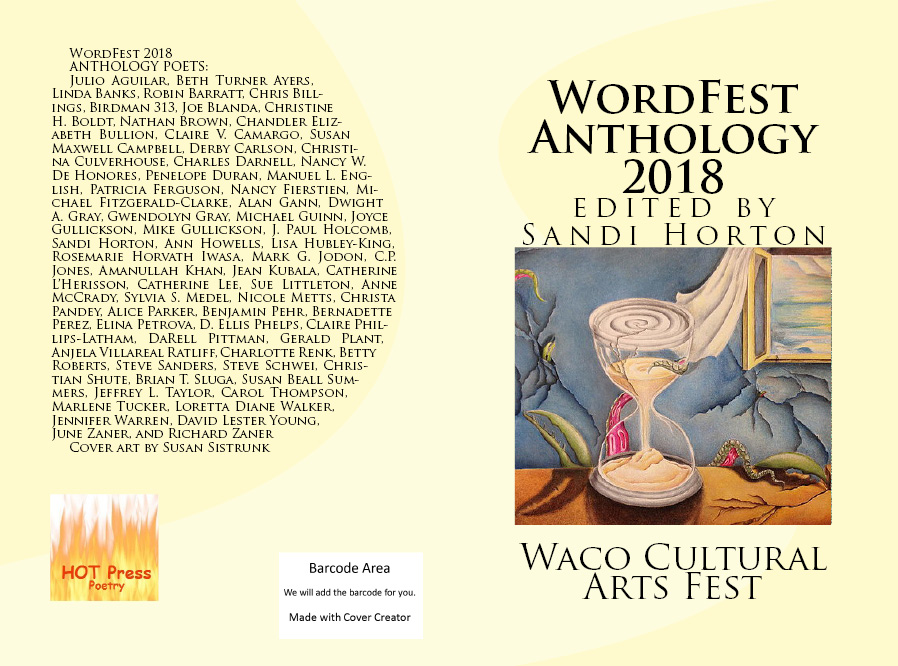 2018 WordFest Anthology