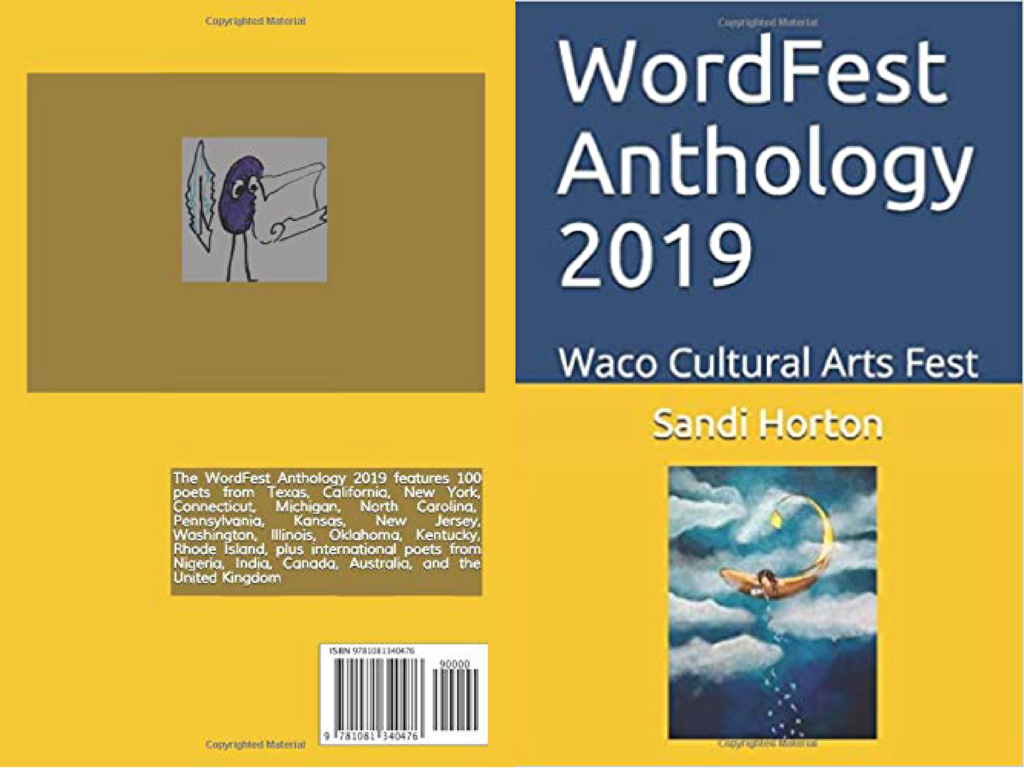 2019 WordFest Anthology